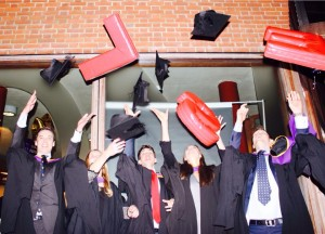 Graduating from LSE