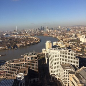 Level39 fin-tech space in London